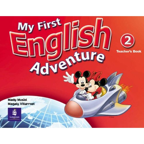 My First English Adventure 2 Teacher's Book