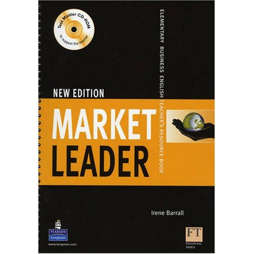 New Market Leader Elementary Teacher's Resourse Book with Test Master CD-ROM