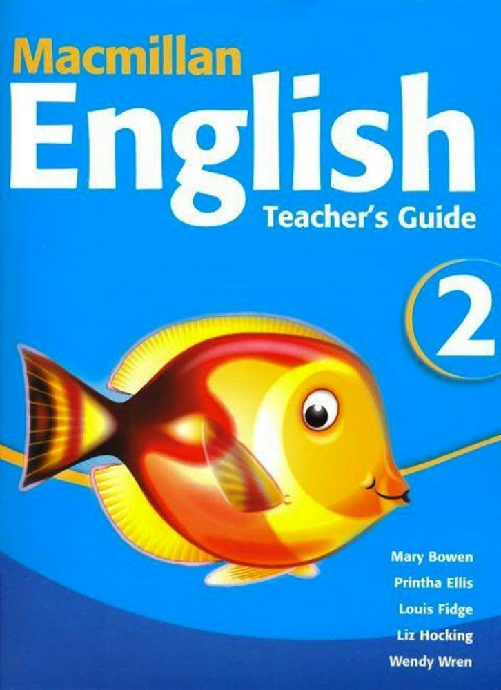 Macmillan English 2 Teacher's Guide