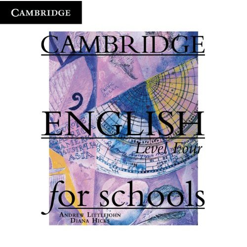 Cambridge English for Schools 4 Class Audio CDs (2)