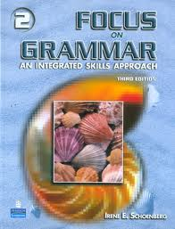 Focus on Grammar 3rd Edition Level 2 Students' Book with Audio CD Package