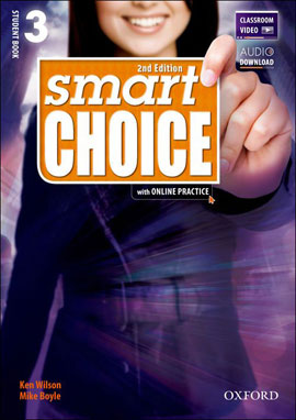Smart Choice Second Edition Level 3 Student Book and Digital Practice Pack
