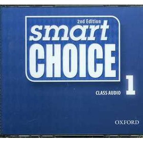 Smart Choice Second Edition Level 1 Class Audio CDs (2)