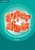 Super Minds Levels 3 - 4 Tests CD-ROM