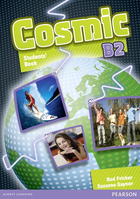 Cosmic B2 Student's Book (with Active Book CD-ROM)