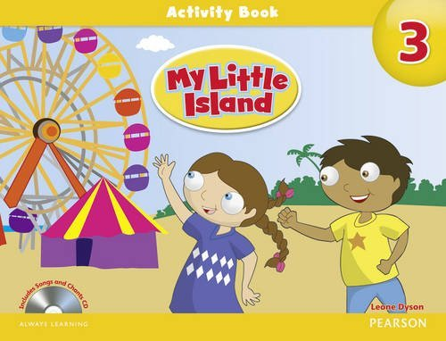 My Little Island Level 3 Activity Book and Songs and Chants CD