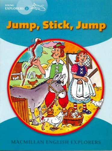 Young Explorers 2: Jump, Stick, Jump