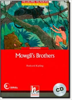 Red Series Classics Level 2: Mowgli's Brothers (from The Jungle Book) + CD