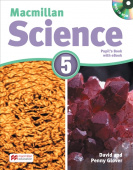 Macmillan Science 5 Pupil's Book with CD and eBook Pack