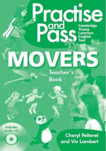 Practise & Pass Movers Teachers Book