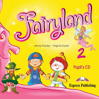 Fairyland 2 Pupil's Audio CD