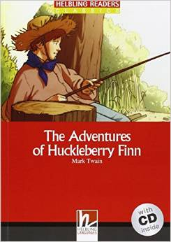 Red Series Classics Level 3: The Adventures of Huckleberry Finn + CD