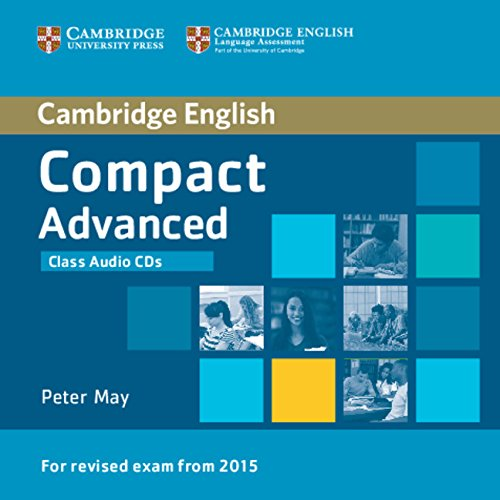 Compact Advanced (for revised exam 2015) Class Audio CDs (2) (Лицензия)