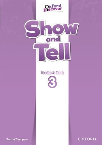 Show and Tell Level 3 Teachers Book