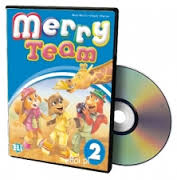Merry Team 2 Digital Book