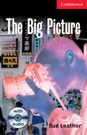 The Big Picture (with Audio CD)