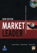 New Market Leader Intermediate Coursebook with Multi-Rom and Audio CD