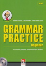 Grammar Practice Beginner with CD-ROM (Helbling Languages)
