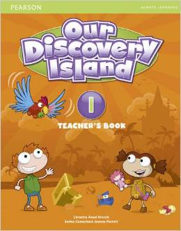 Our Discovery Island Level 1 Teacher's Book Plus Pin Code