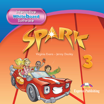 Spark 3 (Monstertrackers) Interactive Whiteboard Software