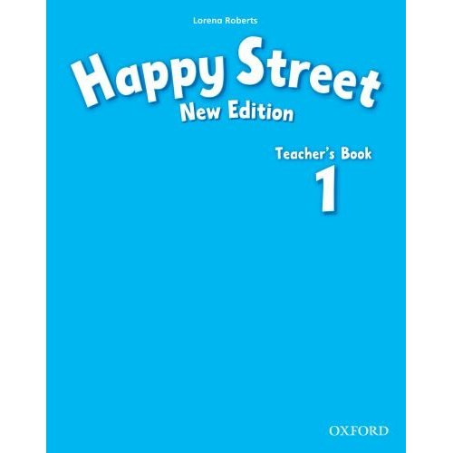 Happy Street 1 New Edition Teacher's Book