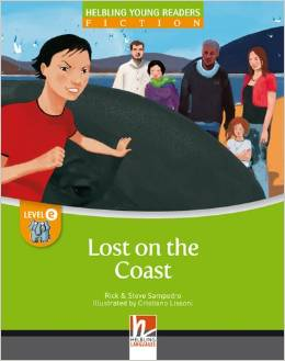 Helbling Young Readers Level E: Lost on the Coast (Big Book)