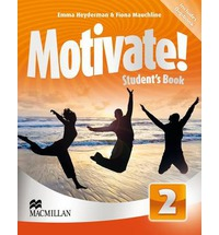 Motivate! Level 2 Student's Book Pack