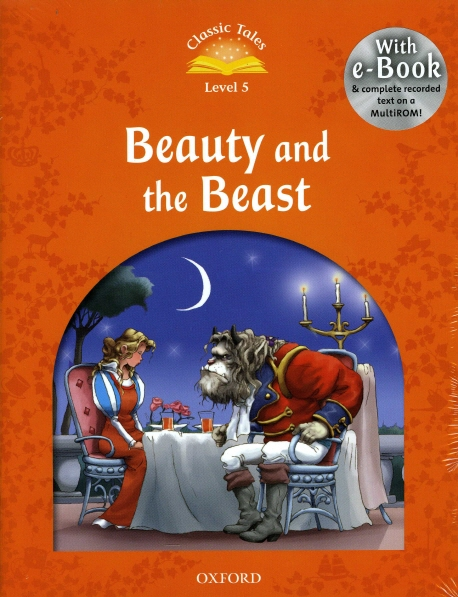 Classic Tales Second Edition: Level 5: Beauty and the Beast  e-Book with Audio Pack