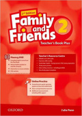 Family and Friends Second Edition 2 Teachers Book Plus Pack