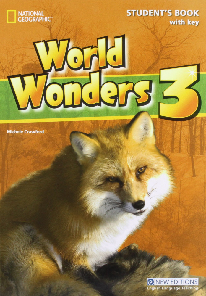 World Wonders 3 Student's Book with Key