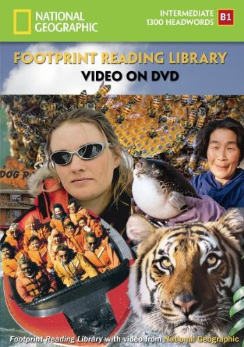 Fotoprint Reading Library B1 Video on DVD (1300 words)