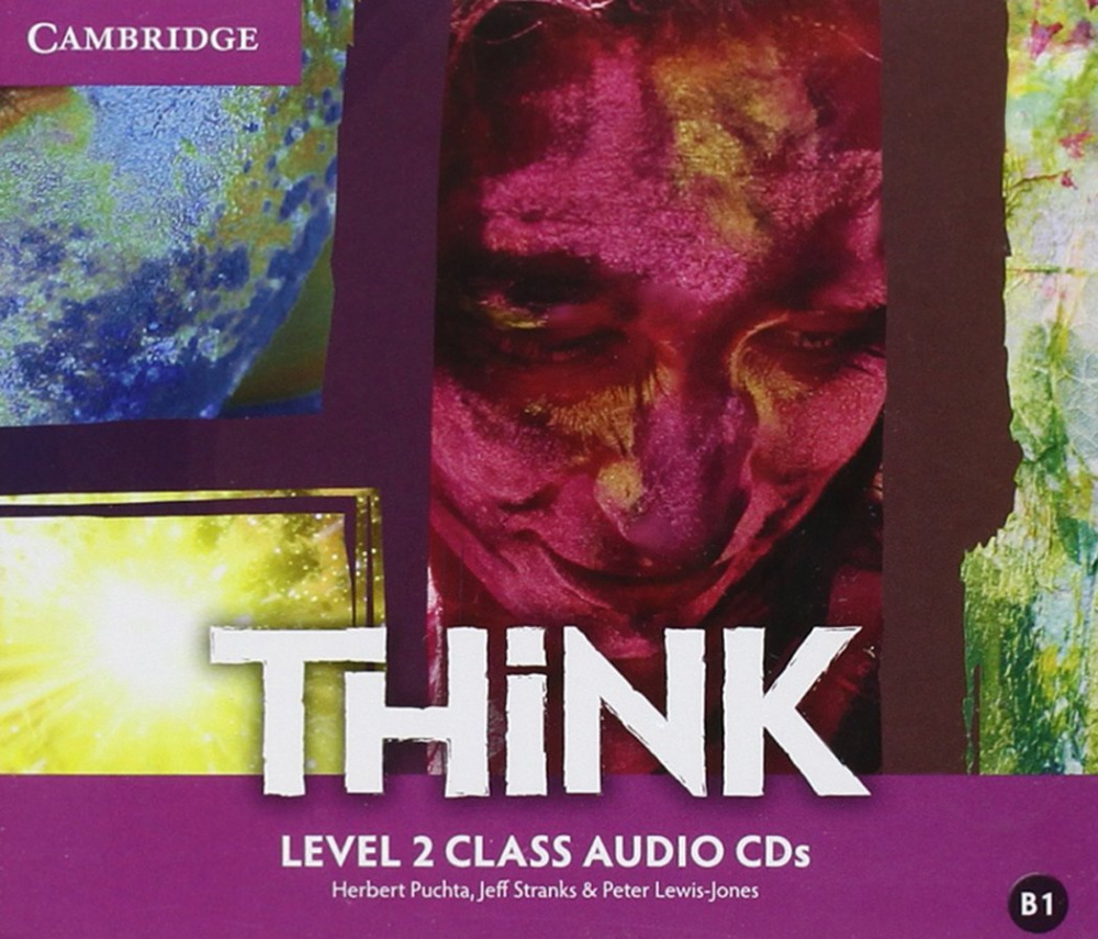 Think 2 Class Audio CDs (3) (Лицензия)