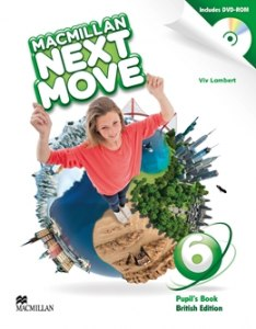 Next Move (Macmillan) Level 6 Student's Book Pack