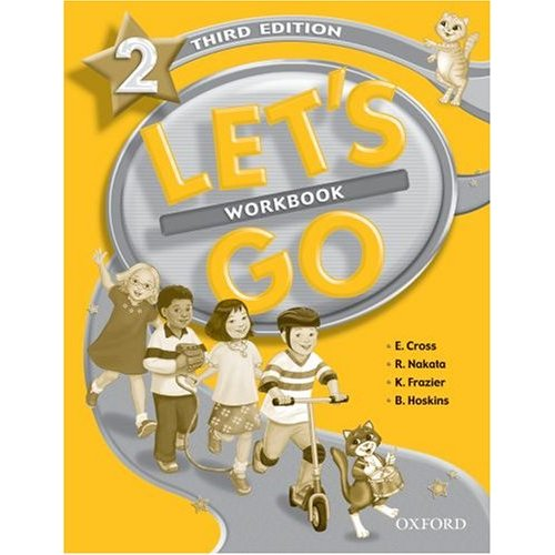 Let's Go Third Edition 2 Workbook