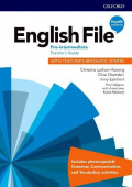 English File Fourth Edition Pre-intermediate Teacher's Guide with Teacher's Resource Centre