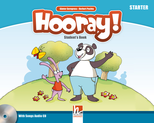 Hooray! Let's Play! Starter Students Book