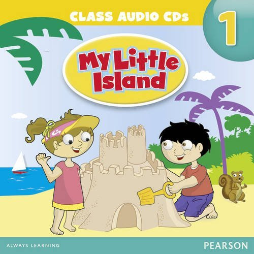 My Little Island Level 1 Audio CD (Лицензия)