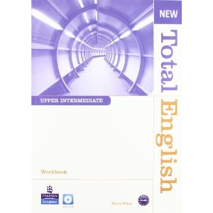 New Total English Upper Intermediate Workbook (without Key) and Audio CD