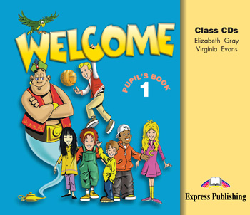 Welcome 1 Class Audio CD (1mp3)
