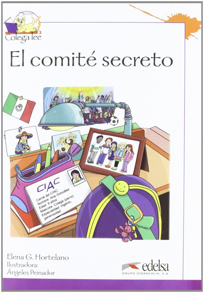 Colega Lee 3 - El comite secreto