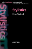 Oxford Introduction to Language Study Series: Stylistics