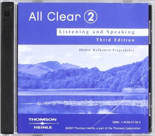 All Clear 2 Student's Audio CD(x1)