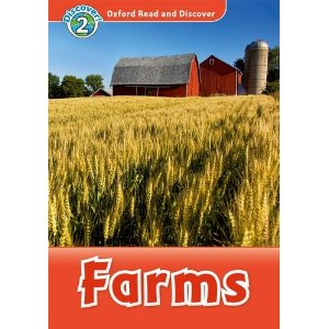 Oxford Read and Discover Level 2 Farms Audio  Pack