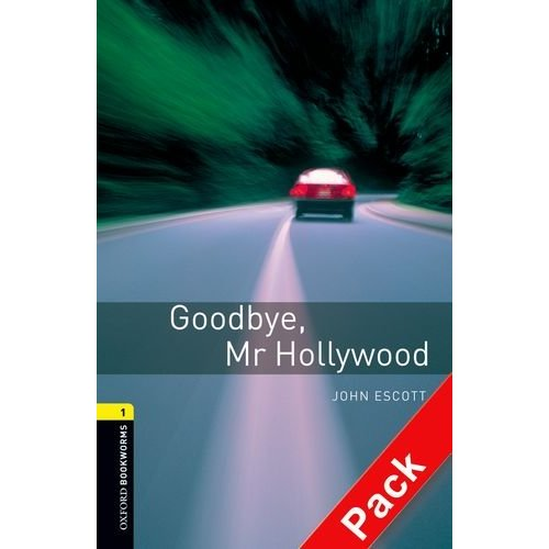 Goodbye, Mr Hollywood Audio CD Pack