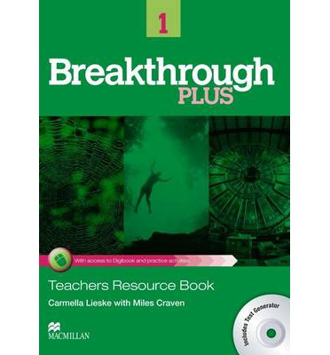 Breakthrough Plus Level 1 Teacher's Book Pack