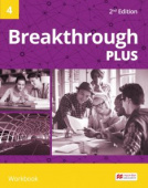 Breakthrough Plus 2nd Edition 4 Workbook