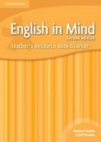 English in Mind (Second Edition) Starter Teacher's Resource Book