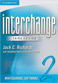 Interchange Third Edition 2 Whiteboard Software