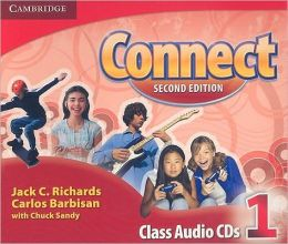 Connect Second Edition: 1 Class Audio CDs (2)