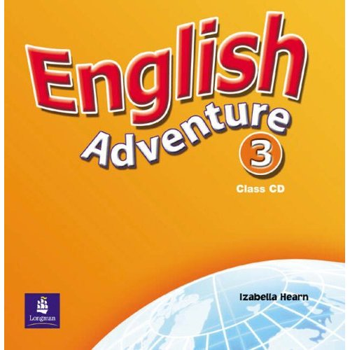 English Adventure 3 Class CD